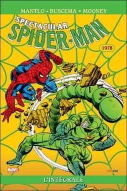 Spectacular Spider-Man # 1978 TPB hardcover - L'Intégrale