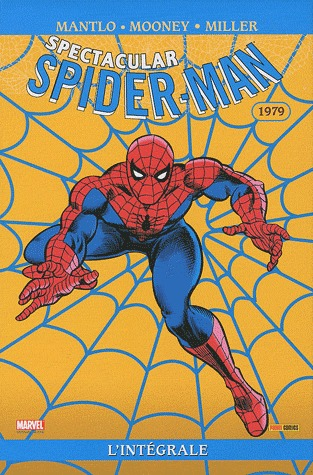 Spectacular Spider-Man # 1979 TPB hardcover - L'Intégrale