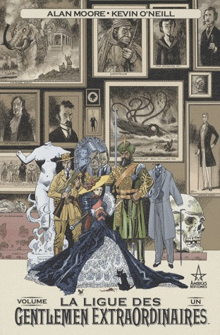 La Ligue des gentlemen extraordinaires édition Intégrale (2009)
