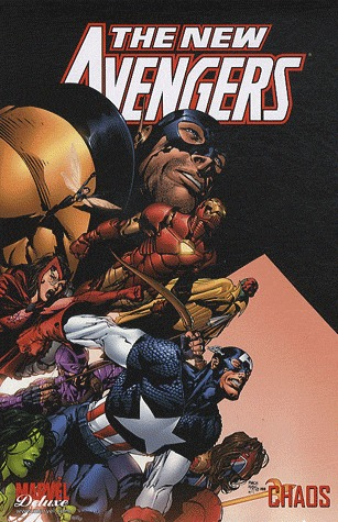New Avengers édition TPB Hardcover - Marvel Deluxe V1 - Issues V1
