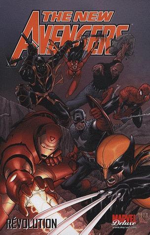 New Avengers - Illuminati # 3 TPB Hardcover - Marvel Deluxe V1 - Issues V1