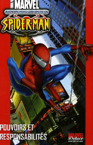 Ultimate Spider-Man T.1
