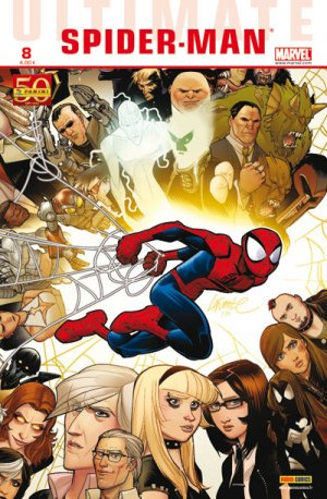 Ultimate Spider-Man #8