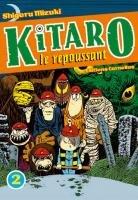 couverture, jaquette Kitaro le Repoussant 2  (Cornelius Manga)