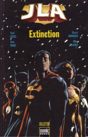 JLA  - Extinction édition simple