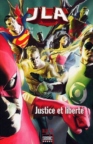 JLA - Justice et Liberté édition simple