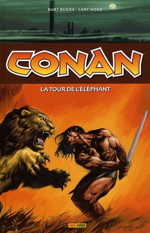 Conan édition TPB Hardcover (cartonnée)