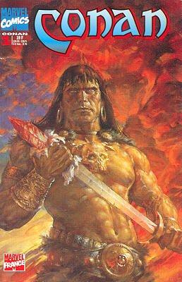 Conan édition Kiosque (1997 -1999)