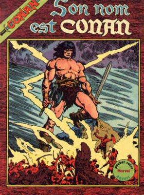 Conan édition Kiosque (1981 - 1984)