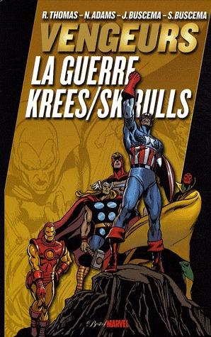 Vengeurs - La Guerre Krees / Skrulls édition TPB hardcover (cartonnée)