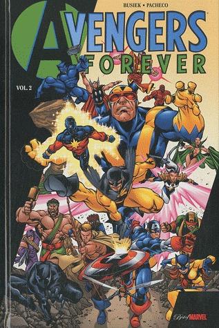 Avengers Forever # 2 TPB Hardcover (cartonnée) - Best Of Marvel