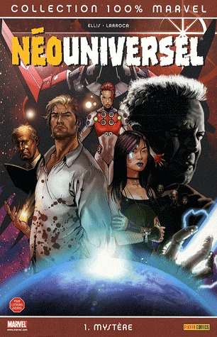 Néouniversel édition TPB Softcover - 100% Marvel (2007)