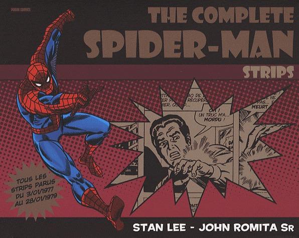 The complete Spider-man strip édition intégrale