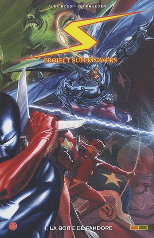 Project Superpowers édition TPB Softcover - 100% Marvel (2009 - 2011)