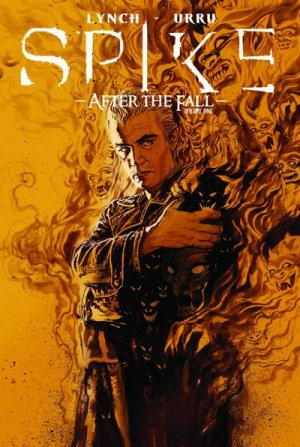 Spike - After the Fall édition TPB Hardcover (cartonnée)