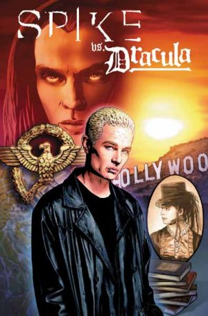 Spike vs. Dracula édition TPB Softcover (Souple)
