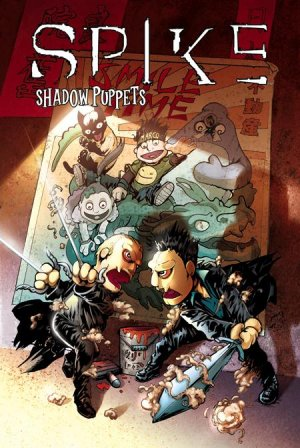 Spike - Shadow Puppets édition TPB Softcover (souple)