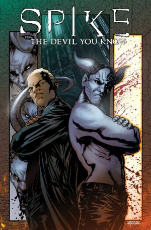 Spike - The Devil You Know édition TPB Softcover (Souple)
