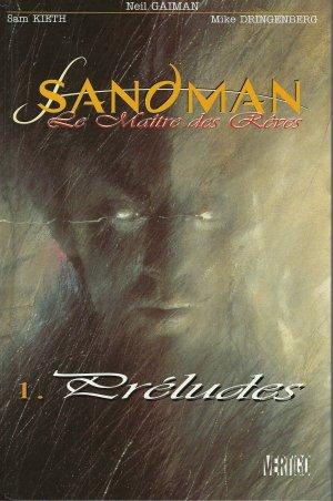 Sandman édition Simple (1997 - 1998)