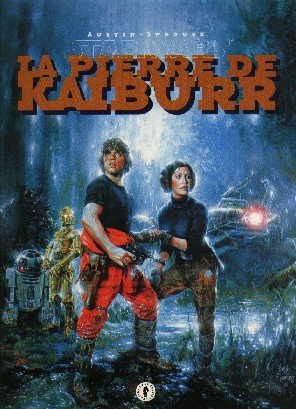 Star Wars - La pierre de Kaïburr édition Simple