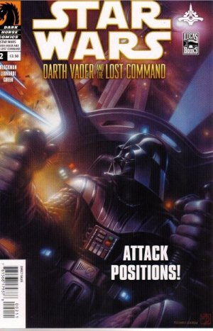 Star Wars - Darth Vader and The Lost Command édition Simple