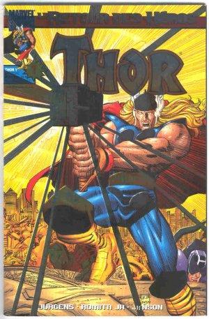 Le retour des héros - Thor 1 - A la recherche des dieux