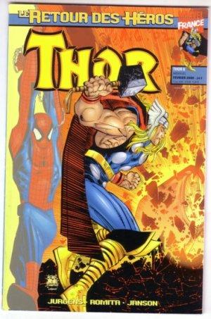 Le retour des héros - Thor 8 - Patrie des braves !