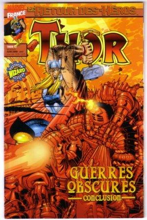 Le retour des héros - Thor 12 - Guerres obscures, Partie 3 de 3