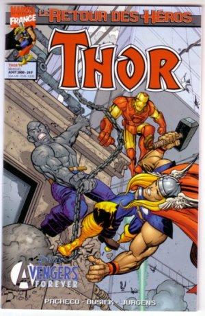 Le retour des héros - Thor 14