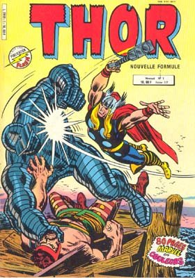 Thor édition Kiosque (1983 - 1985)