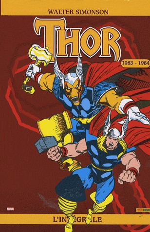 Thor édition TPB Hardcover - L'Intégrale