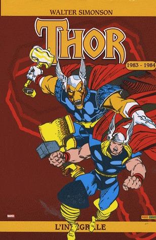 Thor par Simonson # 1983 TPB Hardcover - L'Intégrale