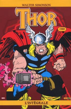 Thor par Simonson # 1985 TPB Hardcover - L'Intégrale