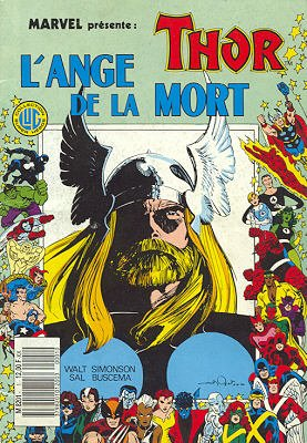 Thor édition Kiosque (1988)