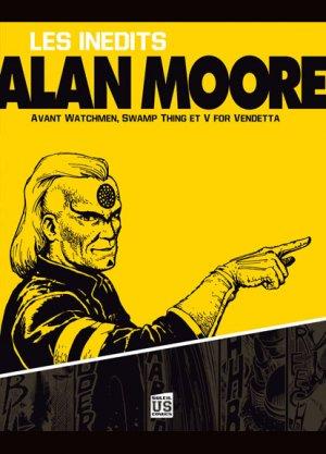 Les inédits d'Alan Moore édition simple