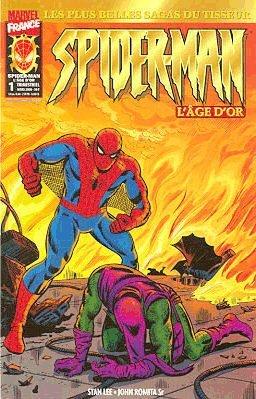 The Amazing Spider-Man # 1 Kiosque (2000)