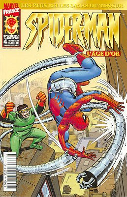 The Amazing Spider-Man # 4 Kiosque (2000)
