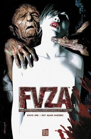 FVZA - Federal Vampire & Zombie Agency édition Simple