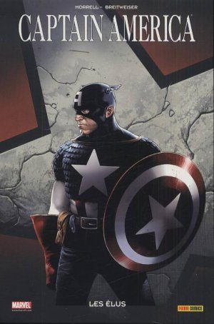 Captain America édition TPB Softcover - 100% Marvel