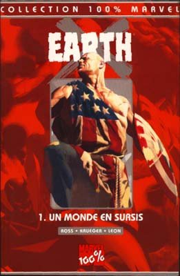 Earth X édition TPB softcover (souple)