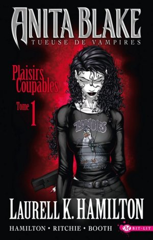 Anita Blake, Vampire Hunter - Plaisirs Coupables
