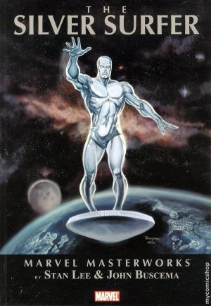 Marvel Masterworks - The Silver Surfer édition TPB softcover (souple)