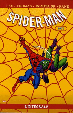 The Amazing Spider-Man # 1971 TPB Hardcover - L'Intégrale