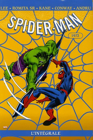 The Amazing Spider-Man # 1973 TPB Hardcover - L'Intégrale