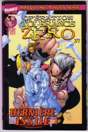 Marvel Mega Hors Série