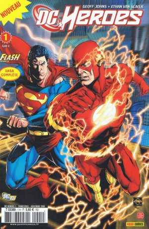 DC Heroes édition Kiosque (2010 - 2011)