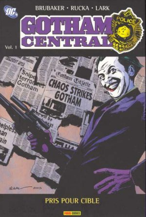 Gotham Central édition TPB softcover (souple) (2006 - 2007)