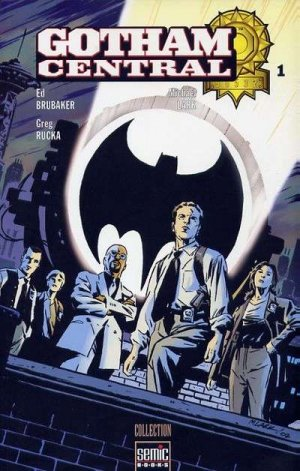 Gotham Central édition TPB softcover (souple) (2004 - 2005)