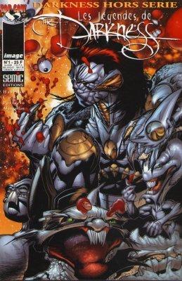 The Darkness Hors-Série édition Kiosque (1998 - 2001)
