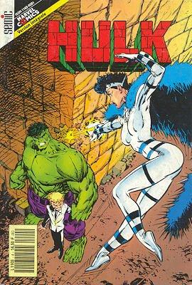 The Incredible Hulk # 4 Kiosque (1992 - 1996)